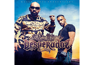 PA Sports / Kianush - Desperadoz - (CD + DVD Video)