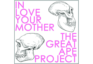 In Love Your Mother - The Great Ape Project - (CD)