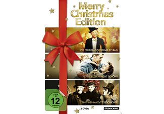 Merry Christmas Edition - (DVD)