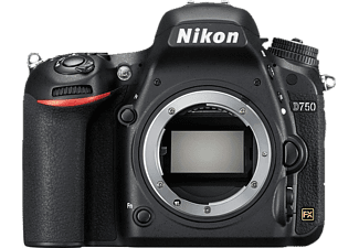NIKON D750 Body Zwart (VBA420K001)