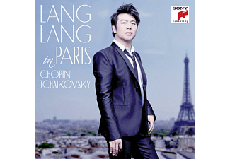 Lang Lang - Lang Lang in Paris-Deluxe Version - (CD + DVD Video)