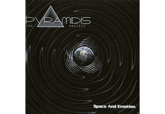 The Pyramidis Project - Space And Emotion - (CD)