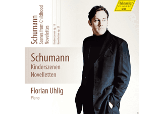 Florian Uhlig - Schumann Piano Works Vol. 9 - (CD)