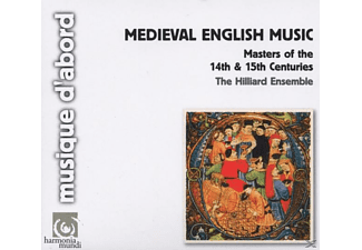 Hilliard Ensemble - Medieval English Music - (CD)
