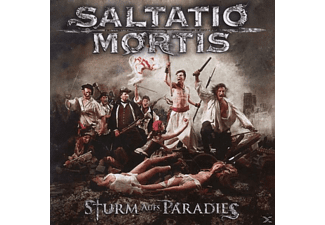 Saltatio Mortis - Sturm Aufs Paradies - (CD)
