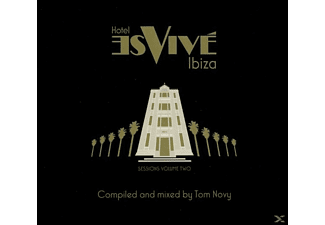 Tom Novy - Hotel Es Vive Ibiza. Session Volume Two [CD]