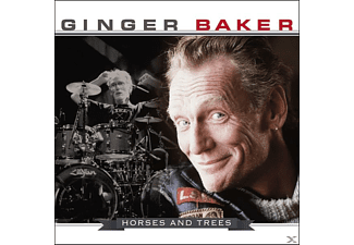 Ginger Baker - Horses And Trees - (Vinyl)