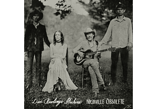 Dave Machine Rawlings - Nashville Obsolete - (CD)