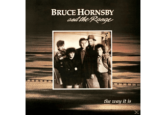 Bruce Hornsby & The Range - The Way It Is - (Vinyl)
