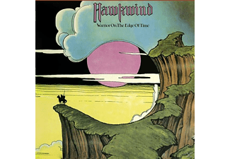 Hawkwind - Warrior Of The Edge Of Time - (Vinyl)