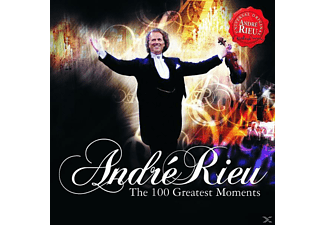 André Rieu - 100 Greatest Moments - (CD)