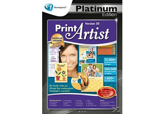 Avanquest Platinum Edition - Print Artist 22