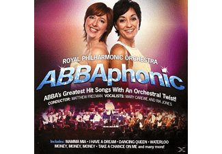 Royal Philharmonic Orchestra, Mary Carewe, Ria Jones - Abbaphonic - (CD)
