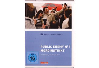 Public Enemy No.1 - Mordinstinkt - (DVD)