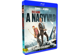 Big Game - A Nagyvad (Blu-ray)