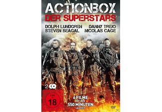 Actionbox der Superstars - (DVD)