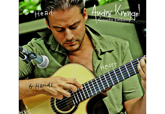 André Krengel - Head, Heart & Hands [CD]