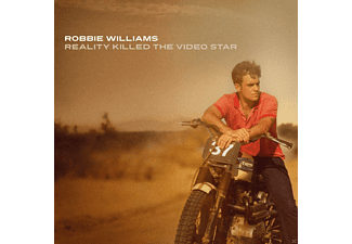 Robbie Williams - Reality Killed The Video Star [CD]
