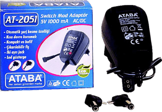 ATABA AT-2051 5V 1000 mAh Adaptör