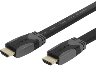 VIVANCO HDHD 075 14 N HDMI 0,75 m High Speed With Ethernet