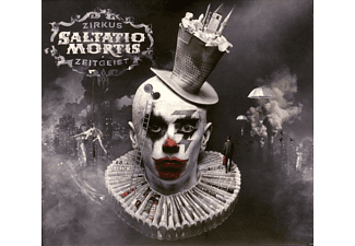 Saltatio Mortis - Zirkus Zeitgeist (Ltd. Deluxe Edt.-Digipak) [CD + Bonus-CD]