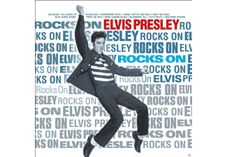 Elvis Presley - Rocks On - (Vinyl)