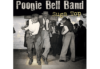 Poogie Band Bell - Suga Top - (LP + Bonus-CD)