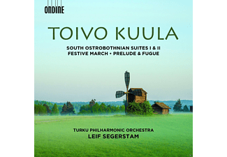Segerstam/Turku Phil. - Orchesterwerke - (CD)