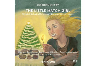 Nikolai Schukoff (Ten), Melody Moore (Sopr), Leste - The Little Match Girl - (SACD Hybrid)