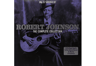 Robert Johnson - The Complete Collection - (Vinyl)