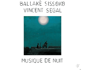 Ballake Sissoko, Vincent Segal - Musique De Nuit - (LP + Download)