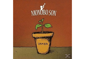 "Monobo Son - Jambo (Lim.Ed./+7"" Single) - (Vinyl)"