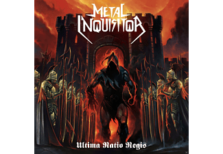 Metal Inquisitor - Ultima Ratio Regis (Ltd.Gatefold/White Vinyl) [Vinyl]