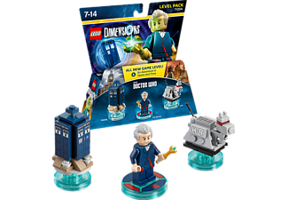LEGO DIMENSIONS LEGO Dimensions Level Pack - Dr. Who Spielfiguren