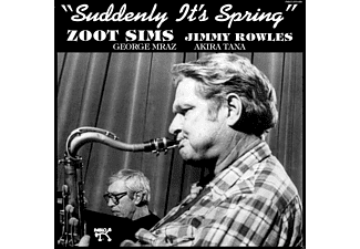 Zoot Sims, Jimmy Rowles, George Mraz, Akira Tana - Suddenly It's Spring-Ltd.Edt 180g Vinyl - (Vinyl)