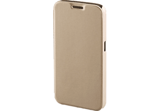 HAMA Extra, Bookcover, Samsung, Galaxy S6, Polyurethan (PU), Gold