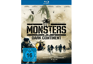Monsters: Dark Continent - (Blu-ray)