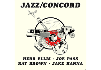 Herb Ellis, Ray Brown, Joe Pass, Jake Hanna - Jazz/Concord-Ltd.Edt 180g Vinyl [Vinyl]