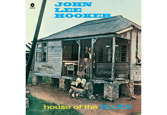 John Lee Hooker - House Of The Blues+2 Bonus Tracks (Ltd.Edt 180 [Vinyl]