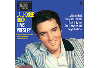 Elvis Presley - Jailhouse Rock+4 Bonus Tracks (Ltd.Edt 180g V - (Vinyl)