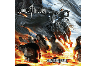 Power Theory - Driven By Fear - (CD)