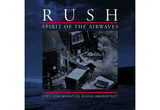 Rush - Spirit Of The Airwaves - (Vinyl)