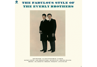 The Everly Brothers - The Fabulous Style Of+2 Bonus Tracks (Ltd.Edt 1 [Vinyl]
