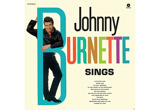 Johnny Burnette - Johnny Burnette Sings (Vinyl LP (nagylemez))