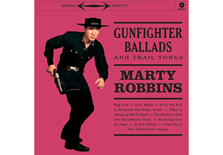 Marty Robbins - Gunfighter Ballads And Trail Songs (Ltd.Edt 180g - (Vinyl)
