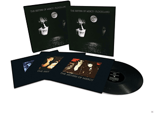 The Sisters Of Mercy - Floodland (Vinyl Box Set) - (Vinyl)