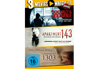 3er Collection: 388 Arletta Avenue + Apartment 143 + Apartment 1303 [DVD]