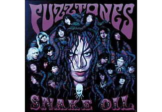 The Fuzztones - Snake Oil - (Vinyl)