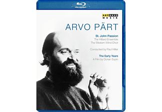 Arvo Pärt - St.John Passion/The Early Years [Blu-ray]