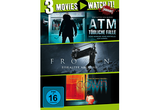 3er Collection: ATM + Frozen + Down - (DVD)
